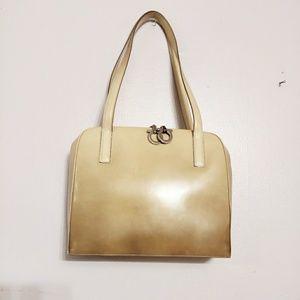 Salvatore Ferragamo Vintage Leather Ombré Bag